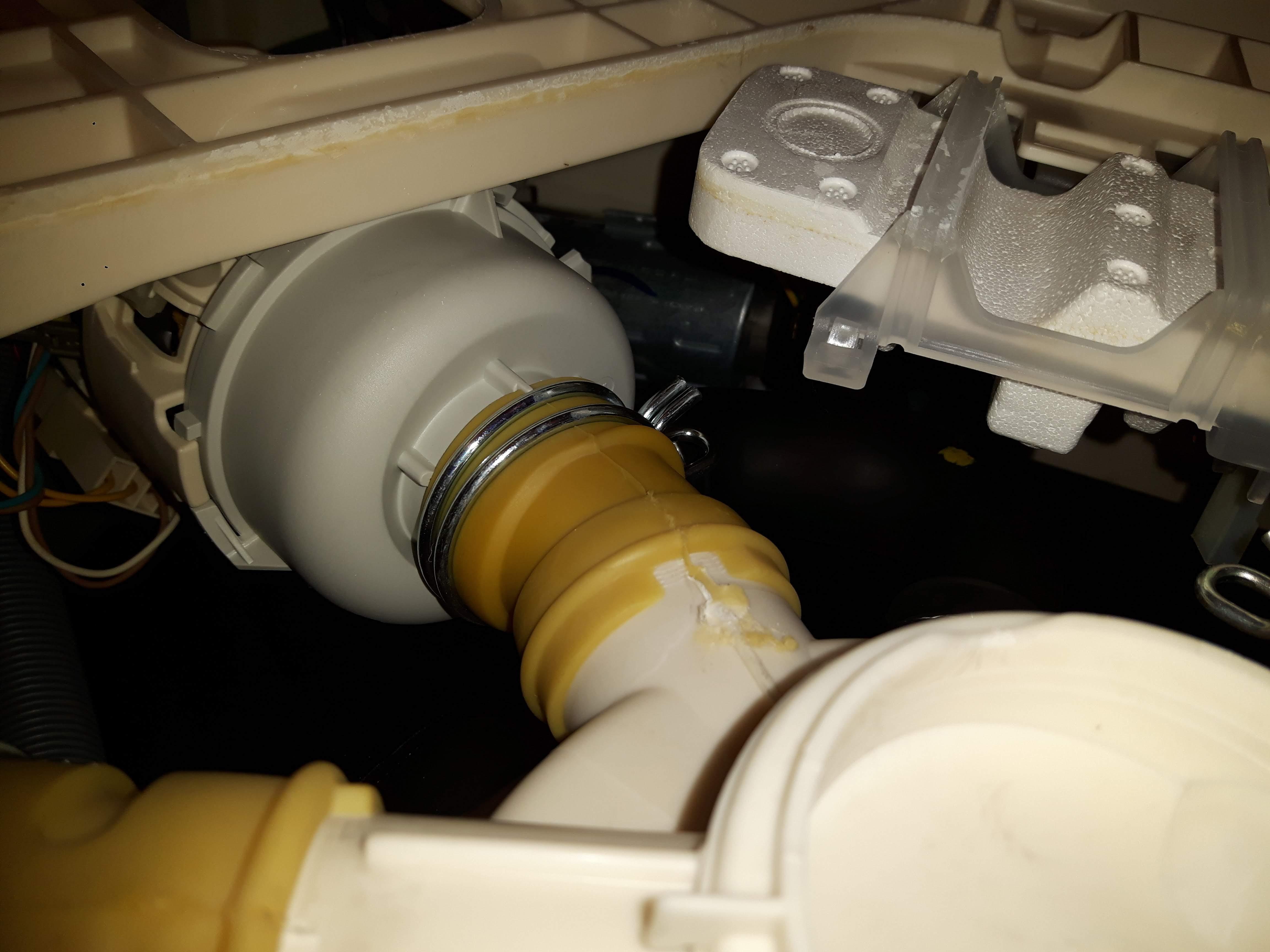 Lave Vaisselle Electrolux Asf 65090s Ne Chauffe Plus Résolu